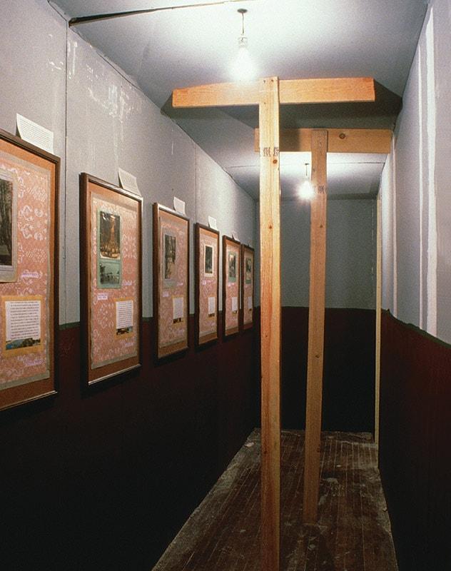Фото галерея узеньких щелей