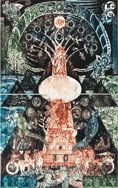 """Китай. Из серии """"Исчезнувшие цивилизации"""", 2002"""