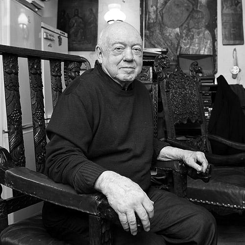 Борис Мессерер